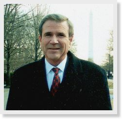 Brent Mendenhall as President of the United States